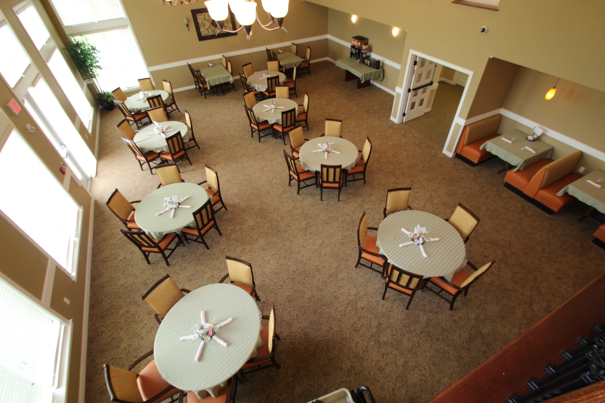 Independent Living Dining Room