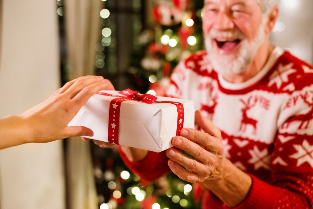 6 Gift Ideas For Your Parents or Grandparents